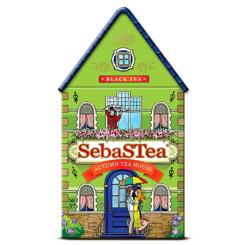 SebaSTea Autumn Tea House II