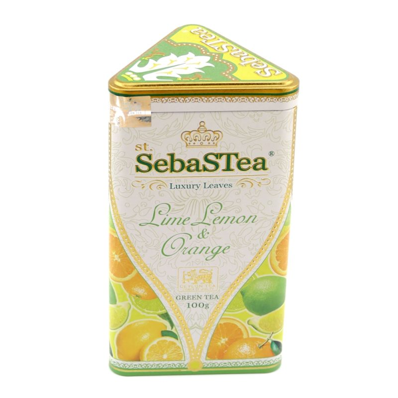 SebaSTea Lime Lemon & Orange