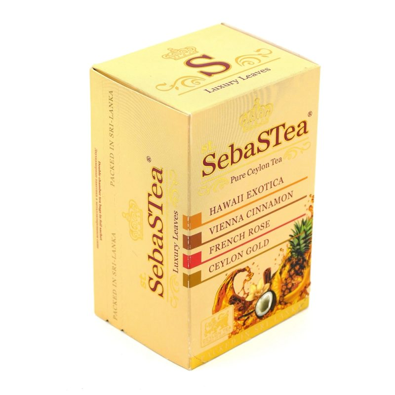 SebaSTea Assorted Tea No 1