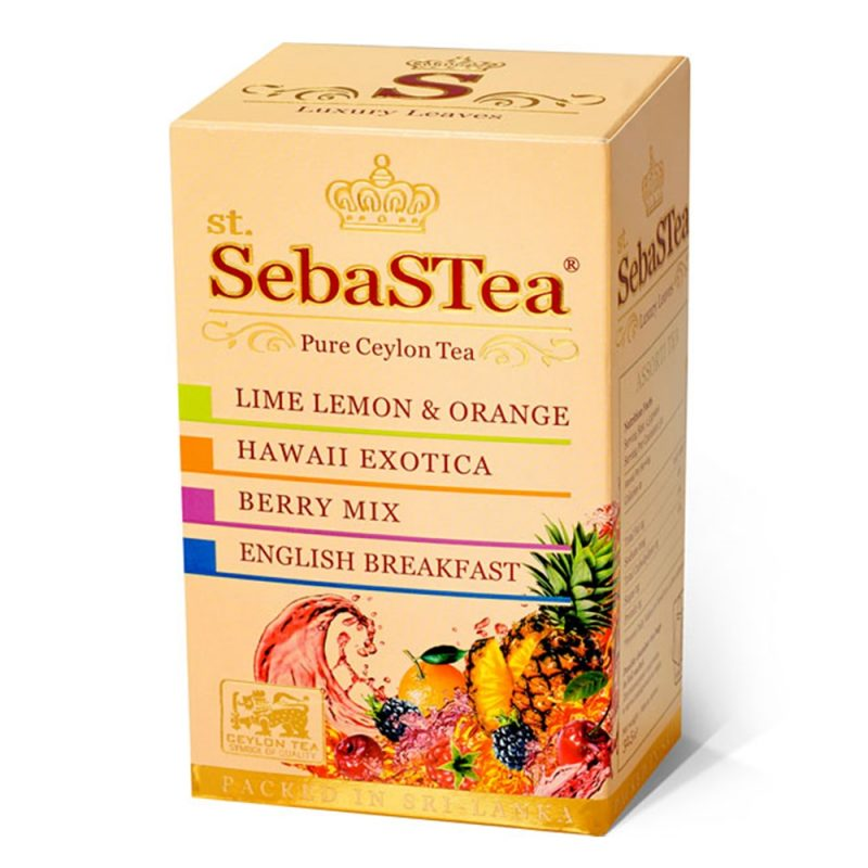 SebaSTea Assorted Tea No 2