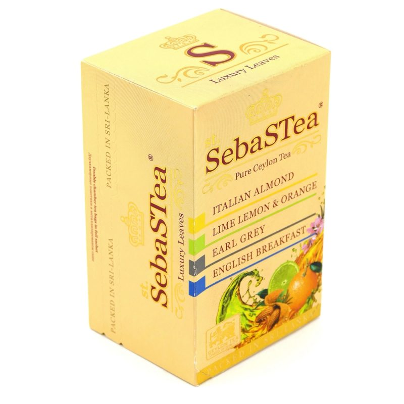 SebaSTea Assorted Tea No 3